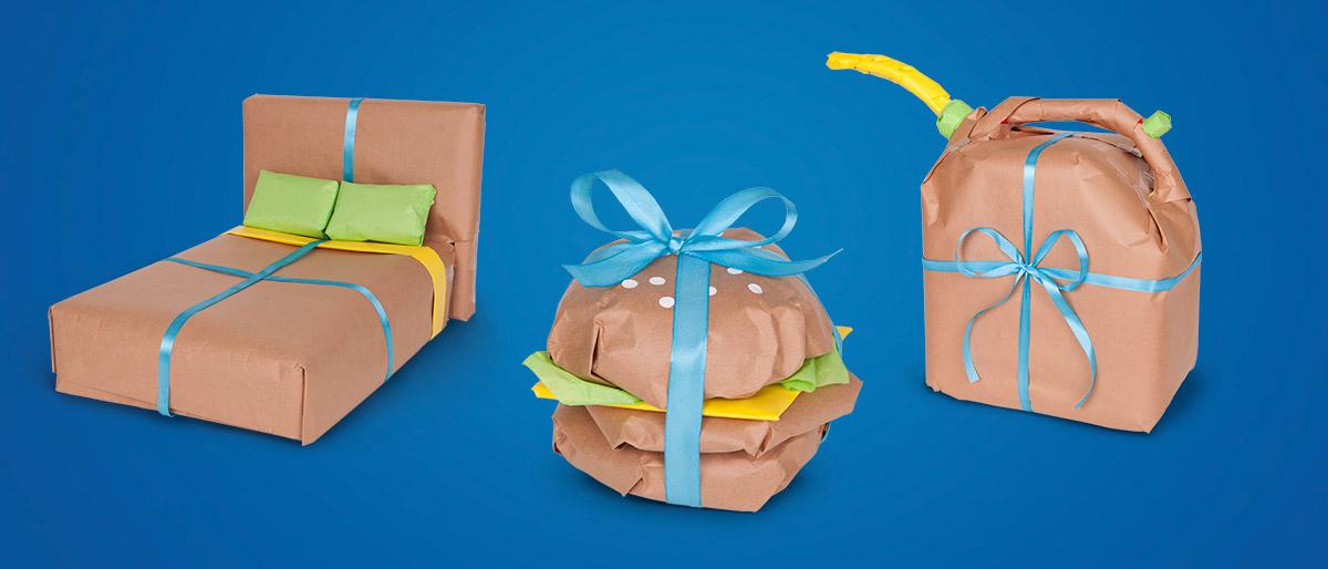 BCAA gifts